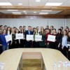 Young trade unionists mark the National Youth Week
